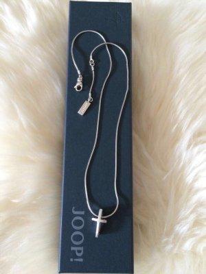JOOP! Halskette mit einem Kreuzanhänger