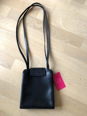 Joop Handtasche Leder schwarz