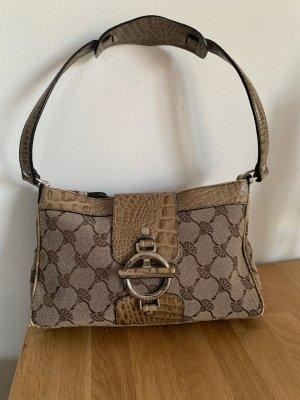 JOOP! Handtasche Leder/Stoff
