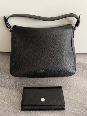 Joop Handtasche und Geldbörse Leder