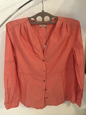 Joop! Camicia blusa rosso chiaro-rosa Cotone