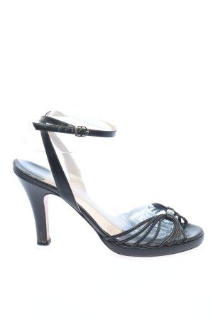Joop! High Heel Sandaletten schwarz Elegant