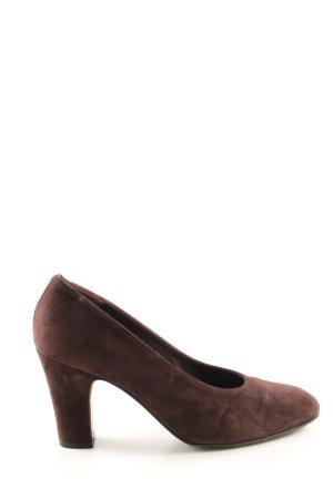 Joop! High Heels braun Business-Look