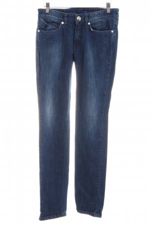 Joop! Hoge taille jeans blauw casual uitstraling