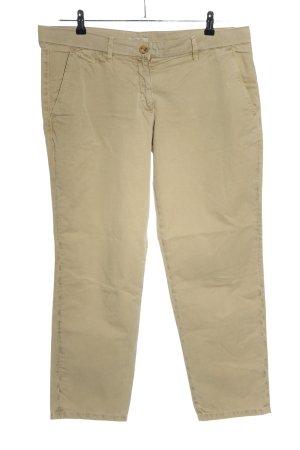 Joop! Pantalon taille basse crème style décontracté