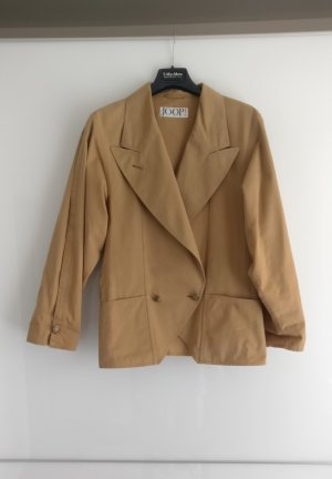 Joop! Giacca taglie forti beige-color cammello