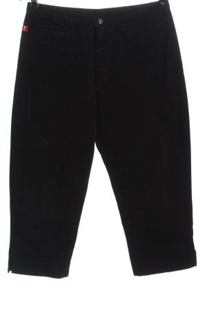 Joop! Jeans 3/4 Jeans schwarz Casual-Look