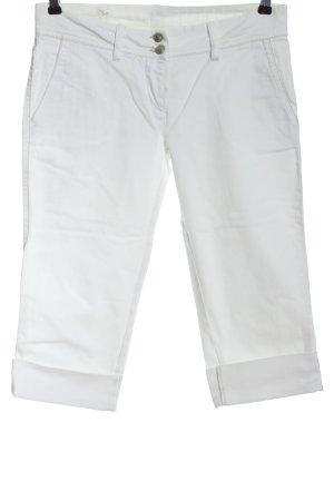 Joop! Jeans 3/4 Jeans weiß Casual-Look