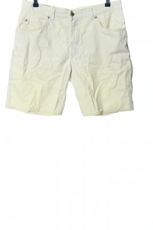 Joop! Jeans Shorts wollweiß Casual-Look