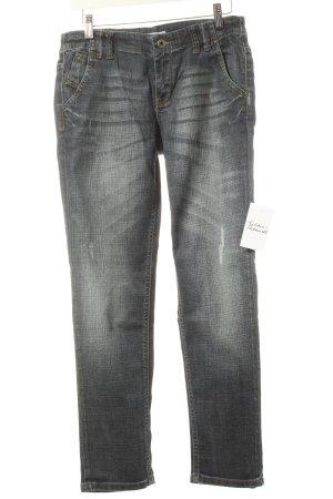 Joop! Jeans blau Washed-Optik