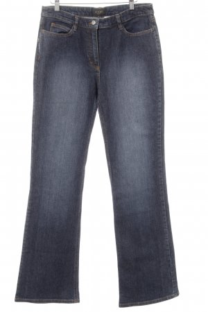 Joop! Jeans Boot Cut Jeans dunkelblau Casual-Look