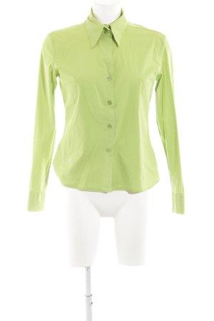 Joop! Jeans Hemd-Bluse grün Casual-Look