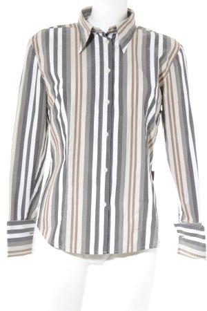Joop! Jeans Hemd-Bluse Streifenmuster Casual-Look