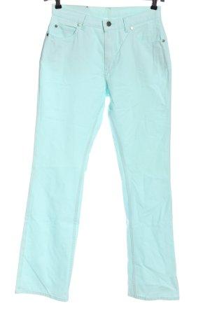 Joop! Jeans High Waist Jeans türkis Casual-Look