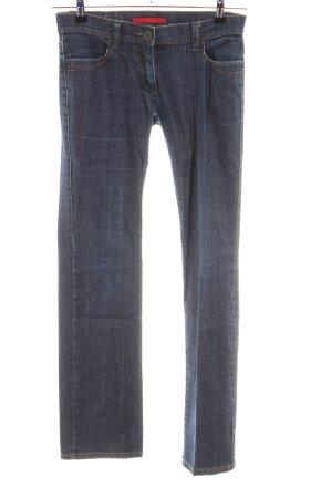 Joop! Jeans Hüftjeans hellgrau Casual-Look