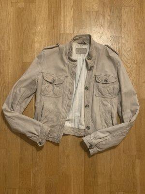 Joop Jeans Jacke in Creme / Beige