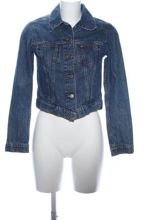 Joop! Jeans Jeansjacke blau Casual-Look