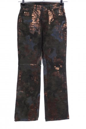 Joop! Jeans Flares abstract pattern extravagant style