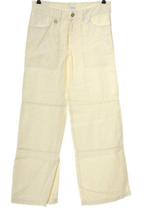 Joop! Jeans Stoffhose creme Casual-Look