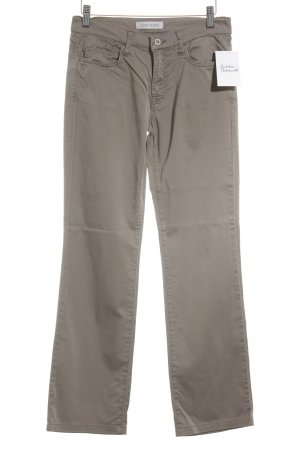 Joop! Jeans Stoffhose graubraun Casual-Look