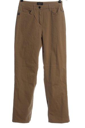 Joop! Jeans Straight-Leg Jeans braun Casual-Look