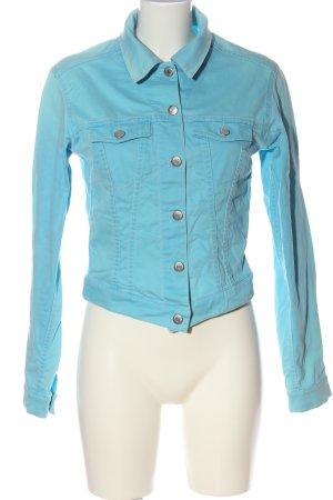 Joop! Jeans Übergangsjacke türkis Casual-Look