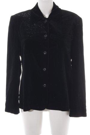 Joop! Jeans Woll-Blazer schwarz Elegant
