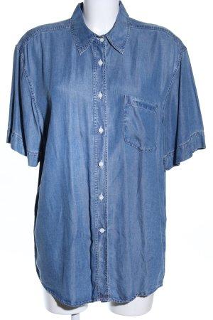 Joop! Camicia denim blu stile casual