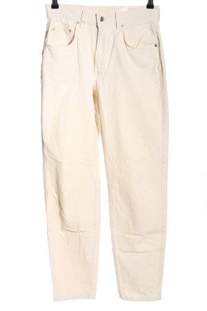 Joop! High Waist Jeans wollweiß Casual-Look