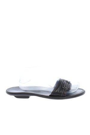 Joop! Komfort-Sandalen schwarz Casual-Look