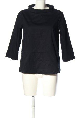 Joop! Langarm-Bluse schwarz Casual-Look