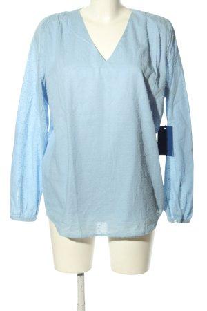 Joop! Langarm-Bluse blau Casual-Look