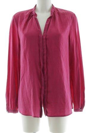 Joop! Langarm-Bluse pink Elegant
