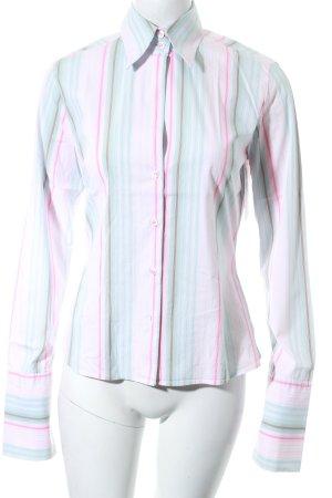 Joop! Langarm-Bluse Streifenmuster klassischer Stil