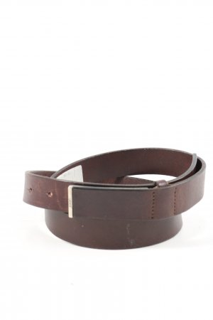 Joop! Leather Belt brown business style