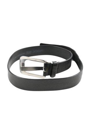 Joop! Cintura di pelle nero stile casual