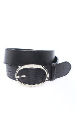 Joop! Leather Belt black business style