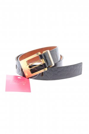 Joop! Leather Belt multicolored leather