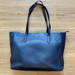 Joop! Shopper dark blue-blue leather