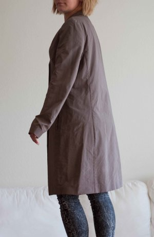 Joop! Frock Coat grey brown cotton