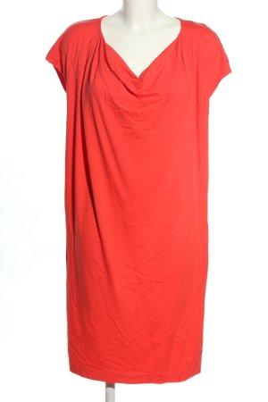 Joop! Robe en jersey rouge élégant