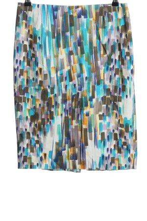 Joop! Falda midi estampado con diseño abstracto look casual