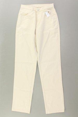 Joop! Mom Jeans Größe 32 Vintage creme aus Baumwolle