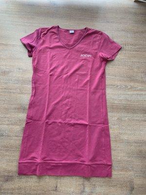 Joop! Vestido estilo camisa violeta