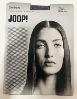 Joop! Jeggings negro-color plata