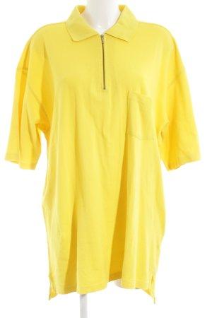 Joop! Polo-Shirt blassgelb Casual-Look