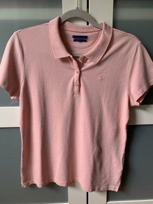 Joop! Camiseta tipo polo rosa