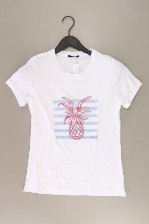 Joop! Printshirt Größe S Kurzarm weiß