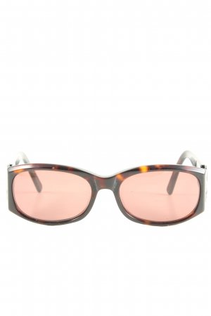Joop! Retro Brille braun Casual-Look