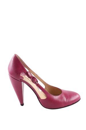 Joop! Riemchenpumps pink Casual-Look